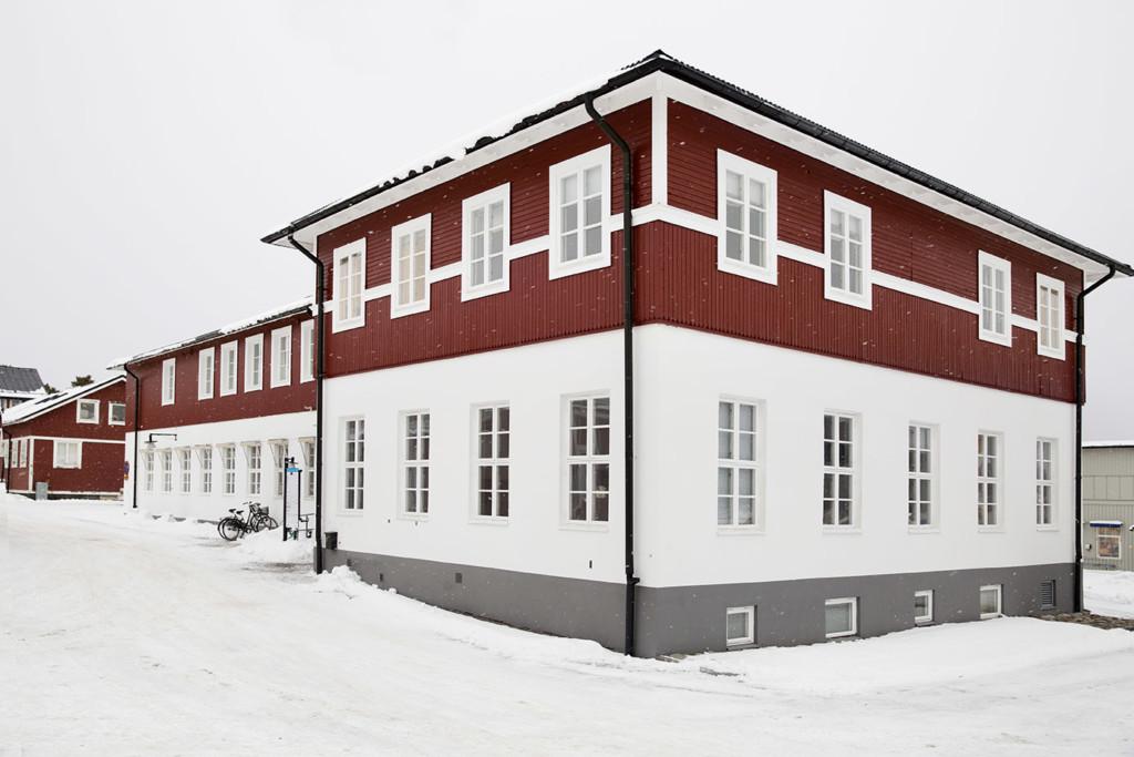 Umestan Företagspark, hus 7