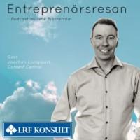 Entreprenörsresan gästas av Joachim Ljungqvist, Content Central