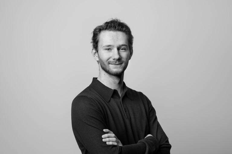 Henrik Domellöf, grundare och vd på Trients AB